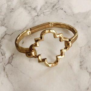 Jewelry - Gold Medallion Bracelet